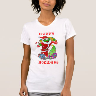 Froggy Claus T-Shirt