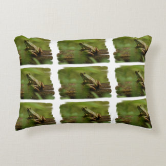 Froggy Cojín Decorativo