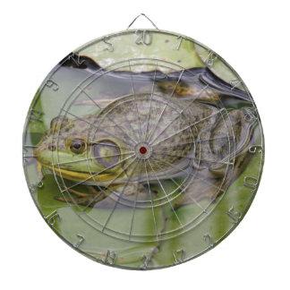 Froggy Dartboard