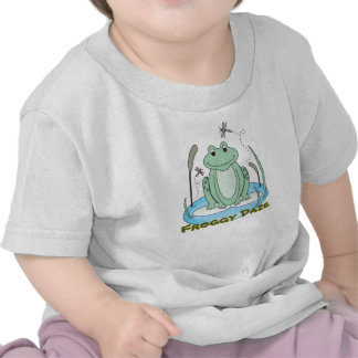 Froggy Daze T Shirt