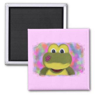Froggy Fridge Magnet