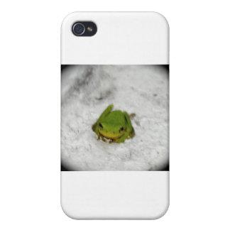 froggy iPhone 4 cárcasa