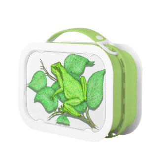 froggy lunchboxes