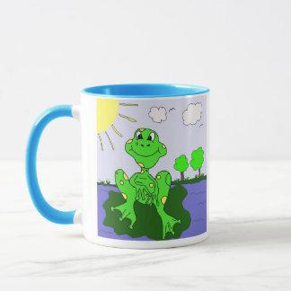 Froggy Mug
