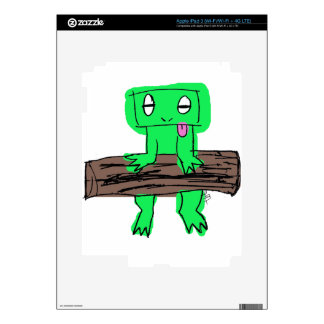 FROGGY PEGATINA SKIN PARA iPad 3