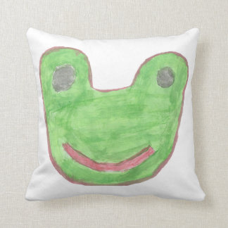 Froggy Pillow