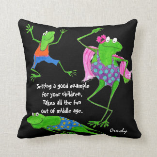 Froggy - pillow