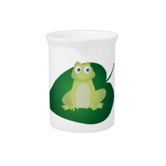 Froggy Drink Pitcher
