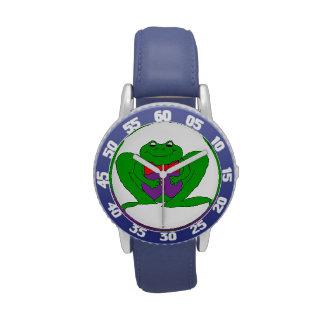 Froggy Reloj