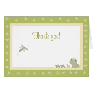 Froggy Tales Frog Prince Note Card Thank you note