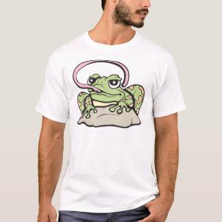 Froggy!  Text! T-Shirt
