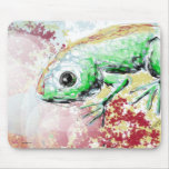 Froggy transparente Mousepad Tapete De Raton