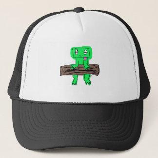 FROGGY TRUCKER HAT
