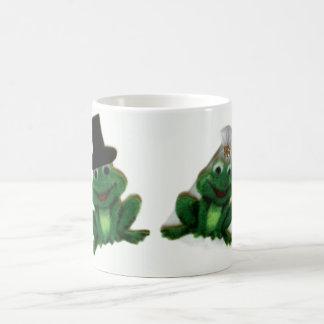 Froggy Wedding Mug