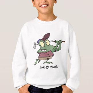 Froggy Woods Golf Sweatshirt