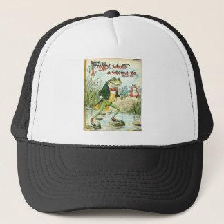 Froggy Wooing Trucker Hat