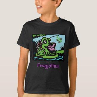 Frogjolina Pouty Lips T-Shirt