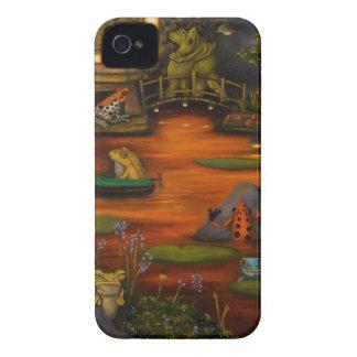 Frogland 2 iPhone 4 Case-Mate carcasas