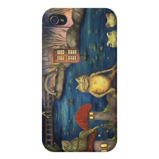 Frogland iPhone 4/4S Funda