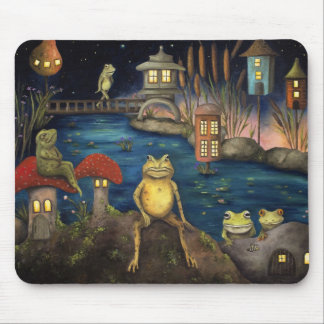 Frogland Mouse Pad