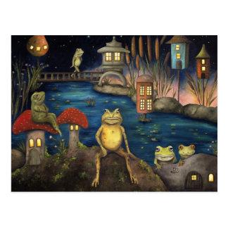 Frogland Postcard