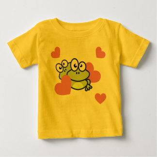 Frogs and Hearts Toddler T-Shirt