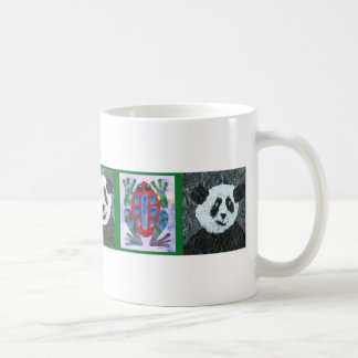 Frogs and Pandas Mug