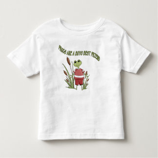 Frogs Are a Boys Best Friend T-shirt