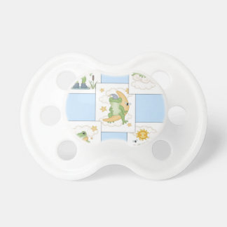 Frog's at Play Pacifier