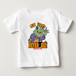 Frogs Baby T-Shirt
