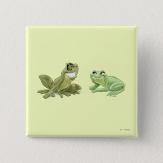 Frogs Button