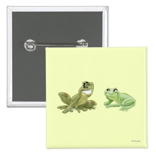 Frogs Pin