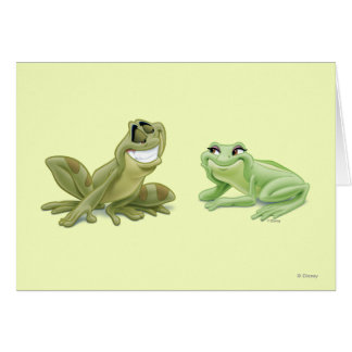Frogs Card