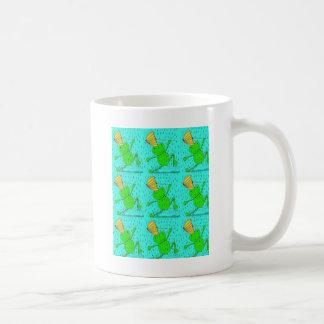 Frogs Dancing in the Rain Coffee Mug