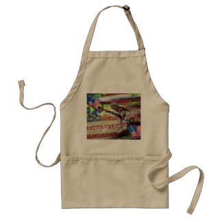 Frogs for Liberty! Adult Apron