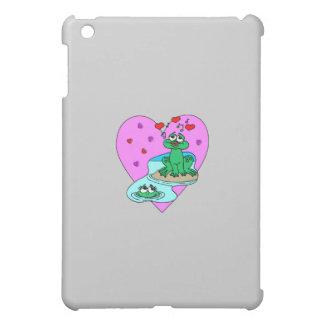 Frogs In Love iPad Mini Case