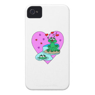 Frogs In Love iPhone 4 Cover