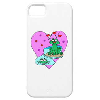 Frogs In Love iPhone 5 Cover
