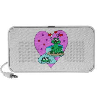 Frogs In Love Speaker