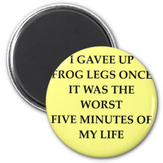 FROGS.jpg 2 Inch Round Magnet
