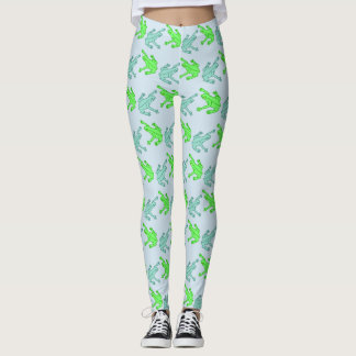 Frogs Leggings