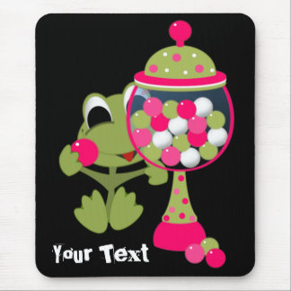 Frogs Life Sweet Shoppe_Tote Mouse Pad