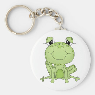 Frogs Lover Products Keychain