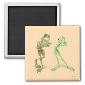 Frogs Music Magnet