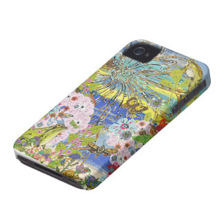 Frogs Paradise Case-Mate ID iPhone 4/4S Case