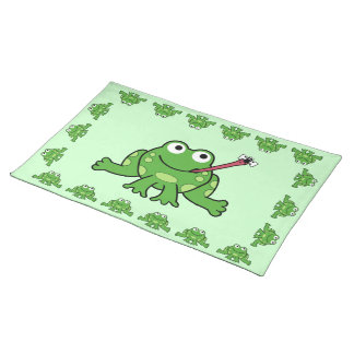 Frogs Placemat