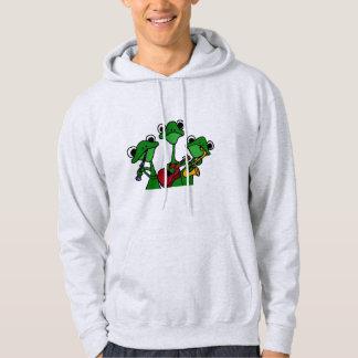Frogs Playing Music Shirt