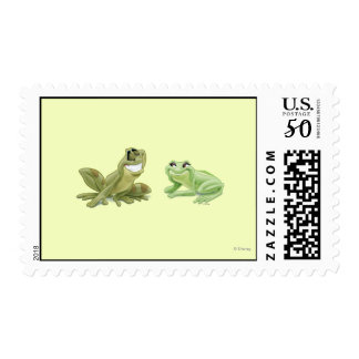 Frogs Postage