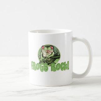 Frogs Rock! Mug