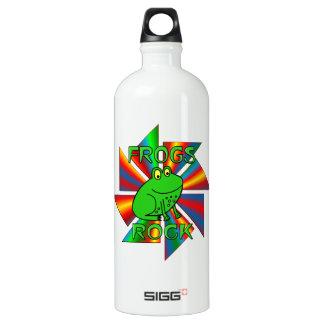 Frogs Rock SIGG Traveler 1.0L Water Bottle